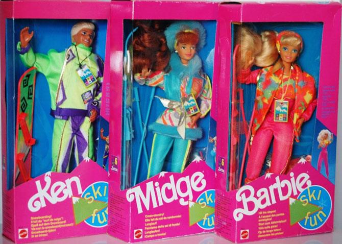 660053db28d3 Takže Barbie sa postupne stala slušným vzorom pre dievčatá po celom svete.  Zbavila sa obrazu o plytvaní
