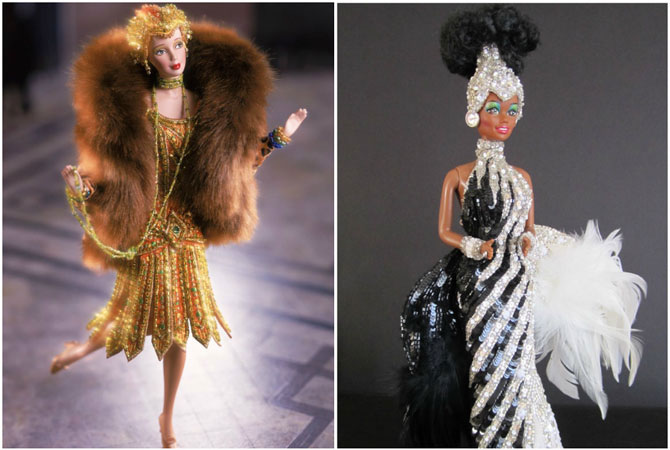 a5a1423ace02 Vývoj štýlu Barbie  ako sa zmenila najznámejšia bábika. Barbie štýl ...